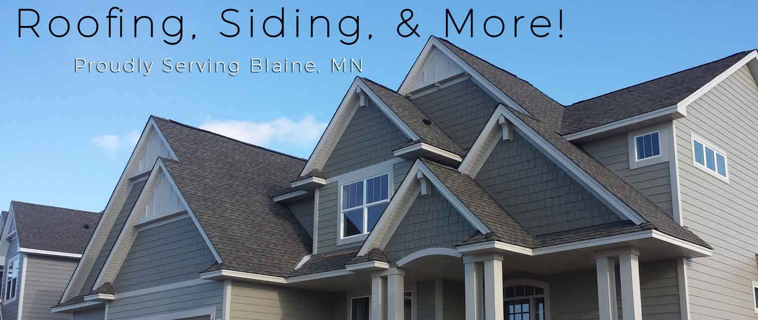 Roofing Company In Blaine Mn Rated 1 Roofers