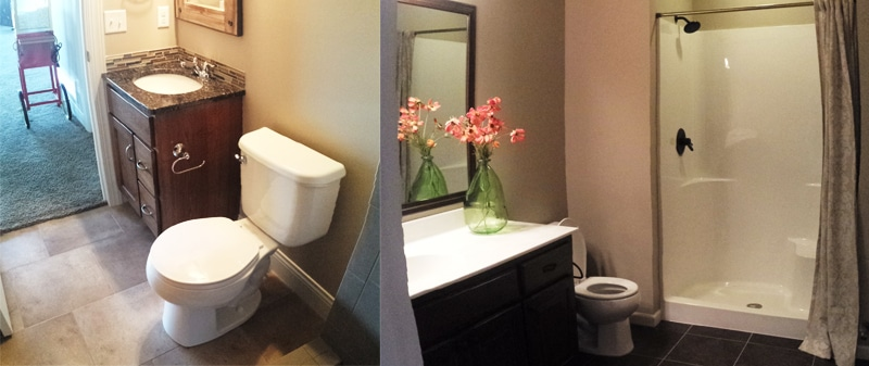 Bathroom Remodeling in Blaine, Minnesota and Surrounding Areas