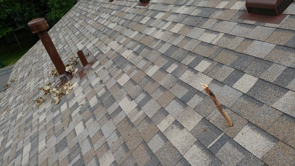 Roofing Storm Damage