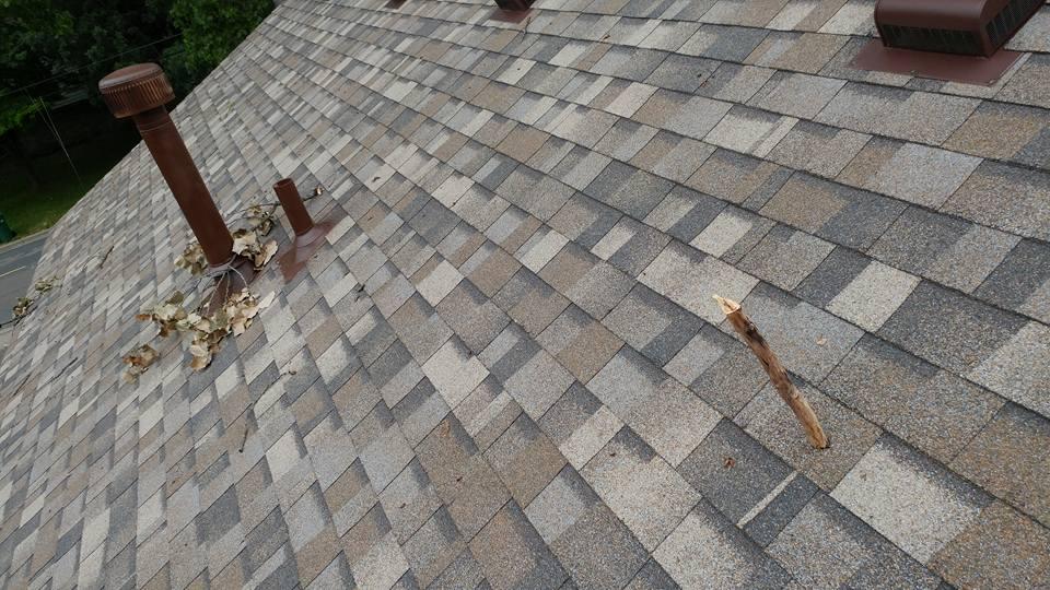 Storm Damage Repair in Blaine, Minnesota