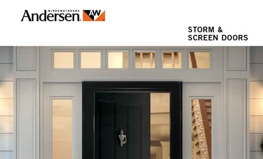 You are currently viewing Andersen Doors Storm and Screen