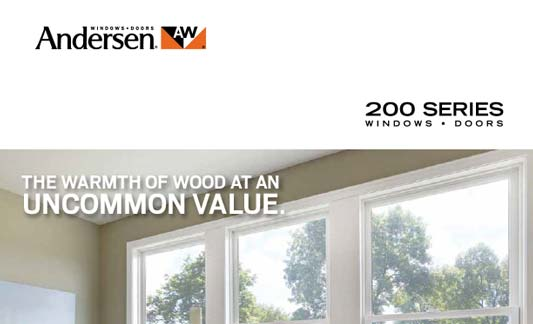 You are currently viewing Andersen Windows 200 Series