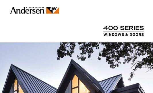 You are currently viewing Andersen Windows 400 Series