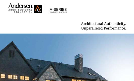You are currently viewing Andersen Windows A Series