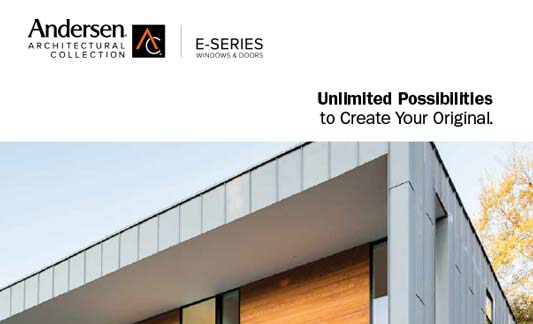 You are currently viewing Andersen Windows E  Series