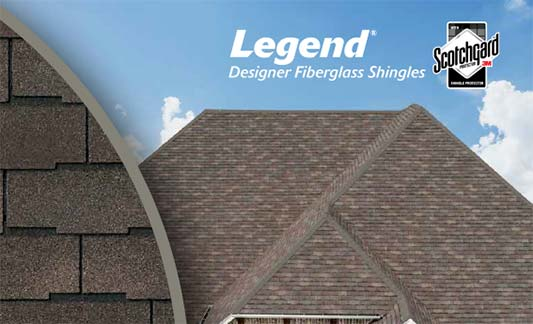 You are currently viewing Atlas Roofing Legend Shingle