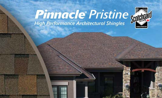 You are currently viewing Atlas Roofing Pinnacle Pristine Shingle