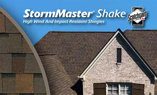 You are currently viewing Atlas Roofing StormMaster Shake Shingle