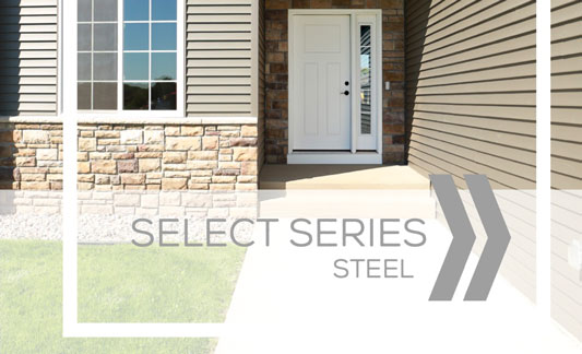 You are currently viewing Bayer Built Doors Select Steel
