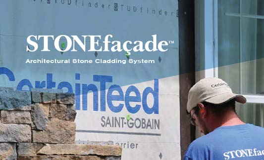 You are currently viewing CertainTeed Exteriors STONEfacade Pro