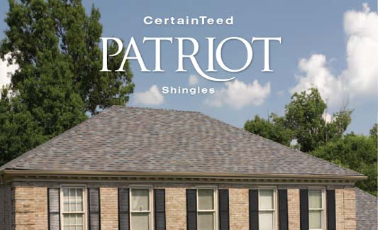You are currently viewing CertainTeed Roofing Patriot