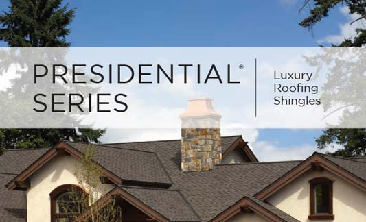 You are currently viewing CertainTeed Roofing Presidential Series