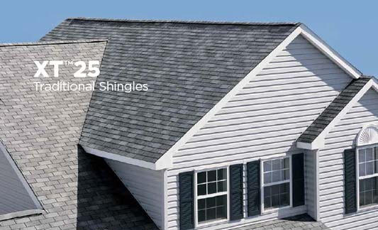 You are currently viewing CertainTeed Roofing XT25 Traditional