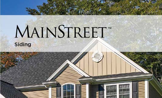 You are currently viewing CertainTeed Siding MainStreet