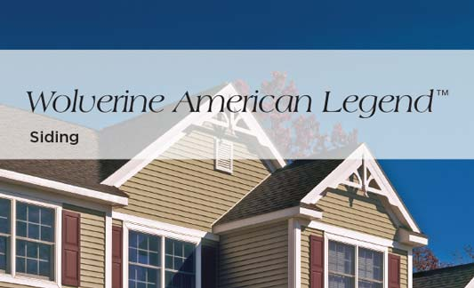 You are currently viewing CertainTeed Siding Wolverine American Legend