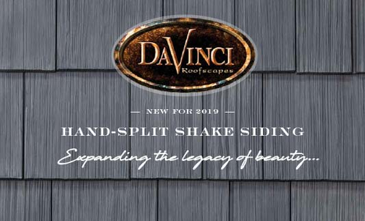 You are currently viewing DaVinci Roofing Hand Split Shake