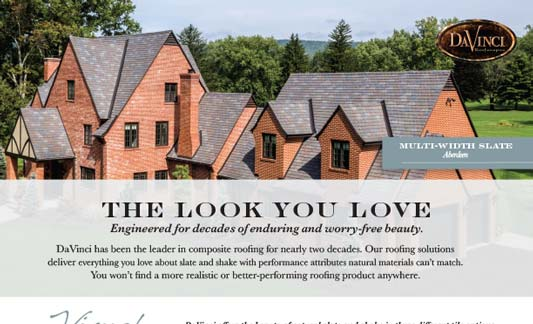 You are currently viewing DaVinci Roofing Products