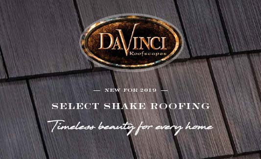 You are currently viewing DaVinci Roofing Select Shake