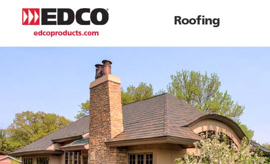 You are currently viewing EDCO Roofing Products