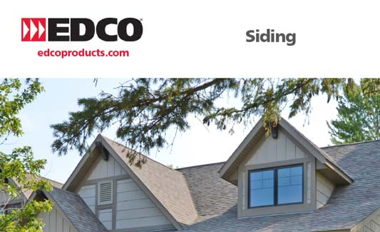 You are currently viewing EDCO Siding Steel Products