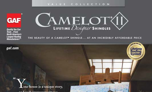 You are currently viewing GAF Roofing Camelot II