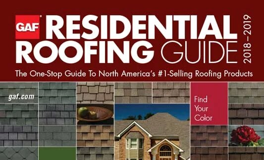 You are currently viewing GAF Roofing Residential Full Line