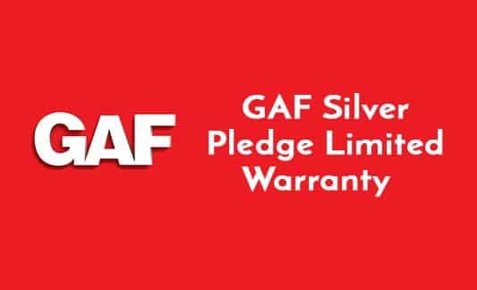 You are currently viewing GAF Silver Pledge Limited Warranty