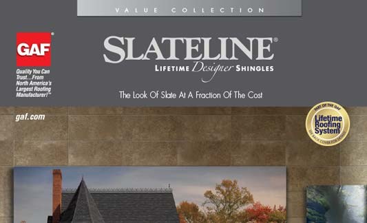 You are currently viewing GAF Roofing Slateline