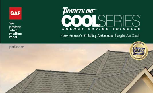 You are currently viewing GAF Roofing Timberline Cool Series