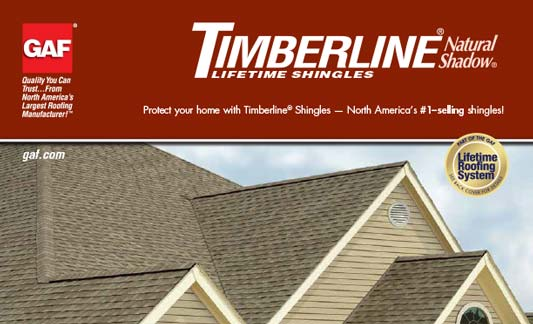 You are currently viewing GAF Roofing Timberline Natural Shadow
