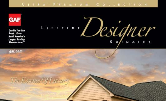 You are currently viewing GAF Roofing Ultra Premium Designer Shingles