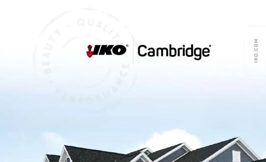 You are currently viewing IKO Roofing Cambridge