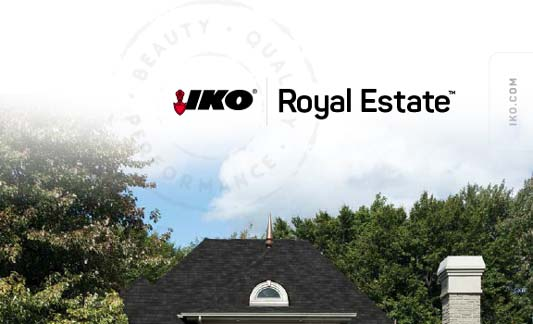 You are currently viewing IKO Roofing Royal Estate