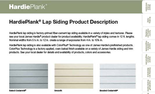 You are currently viewing James Hardie Siding Hardie Plank