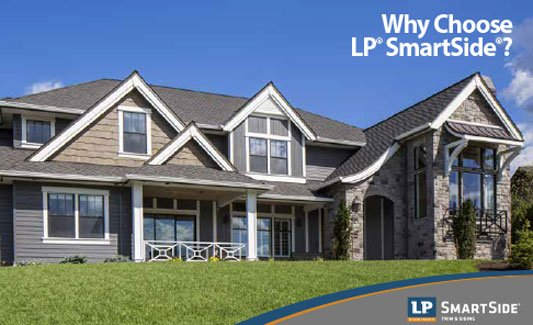 You are currently viewing LP Siding SmartSide Benefits