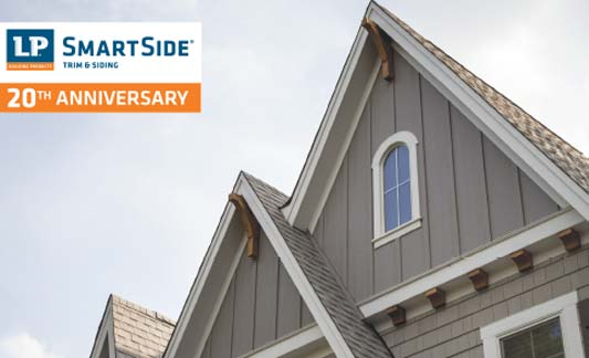 You are currently viewing LP Siding SmartSide Vertical Siding