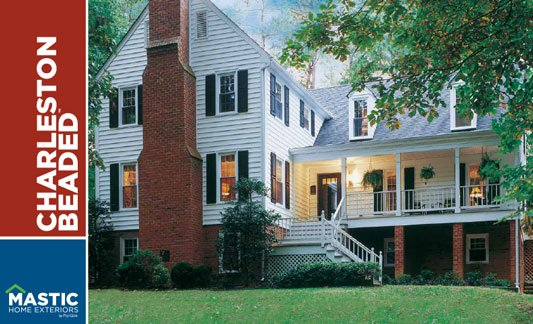 You are currently viewing Mastic Siding Charleston Beaded