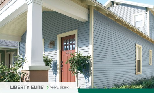 You are currently viewing Mastic Siding Liberty Elite