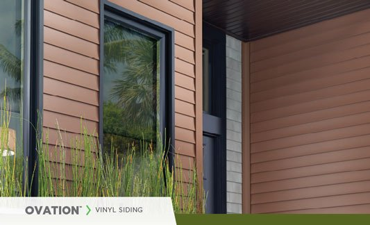 You are currently viewing Mastic Siding Ovation