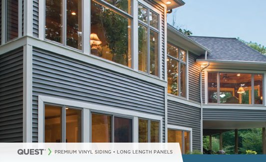 You are currently viewing Mastic Siding Quest Long Lengths