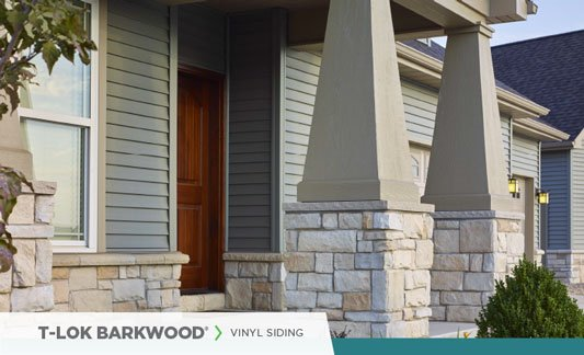 You are currently viewing Mastic Siding T Lok Barkwood