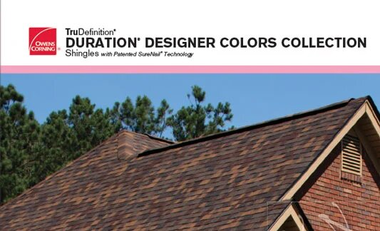 You are currently viewing Owens Corning Roofing Duration Designer