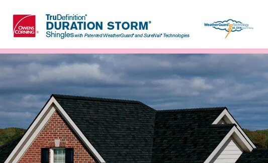 You are currently viewing Owens Corning Roofing Duration Storm
