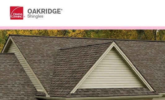 You are currently viewing Owens Corning Roofing Oakridge