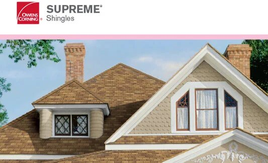 You are currently viewing Owens Corning Roofing Supreme