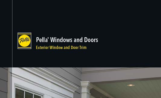 You are currently viewing Pella Exteriors Trim