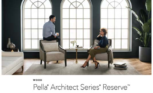 You are currently viewing Pella Windows Reserve Wood