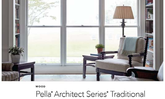You are currently viewing Pella Windows Traditional Wood