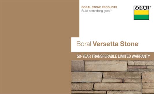 You are currently viewing Versetta Stone Limited Warranty