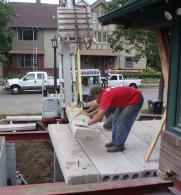 Concrete Work in Blaine, Minnesota and Surrounding Areas